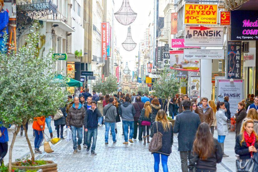 Bất động sản Hy Lạp - Văn hóa và xã hội