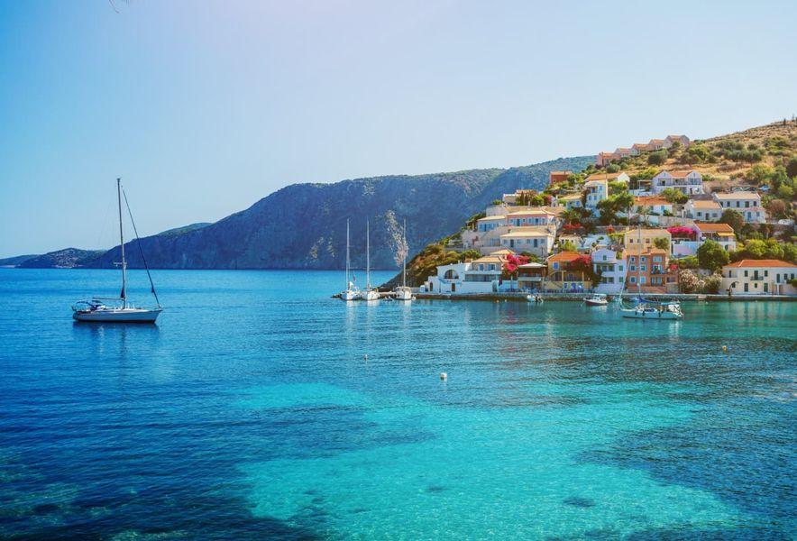 Bất động sản Hy Lạp - Thiên nhiên và Khí hậu