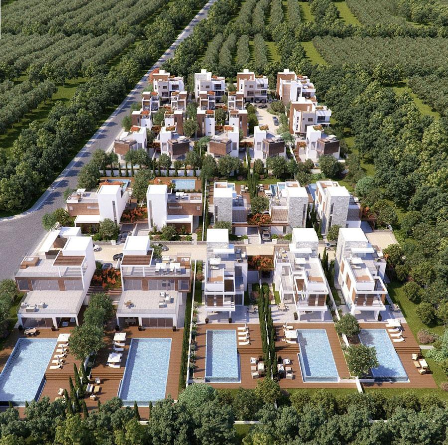 Bất động sản Citrine - Đảo Síp